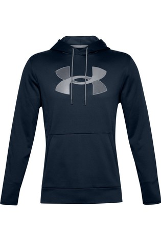 Under Armour Fleece Logo Hoody
