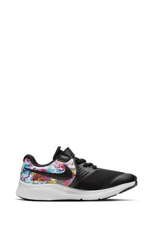 Buy Nike Run Black/Metallic Star Runner