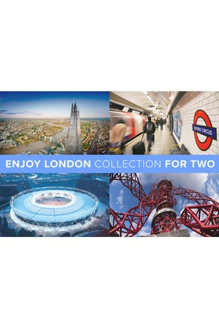 Enjoy London Collection For Two Gift Experience by Virgin Experience Days