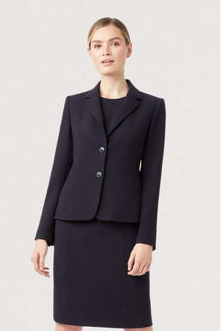 Hobbs Blue Leila Jacket