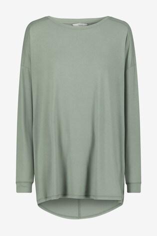 Khaki Long Sleeve Tunic