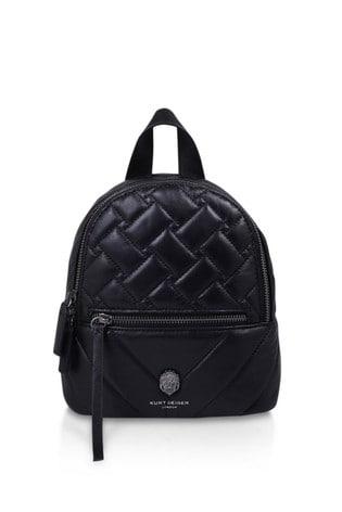 Kurt Geiger London Black Richmond Backpack