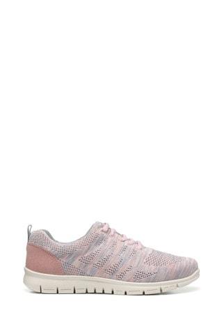 Hotter Nova Wide Fit Lace Up Active Shoes