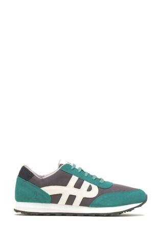 Hush Puppies Blue Seventy8 Shoes