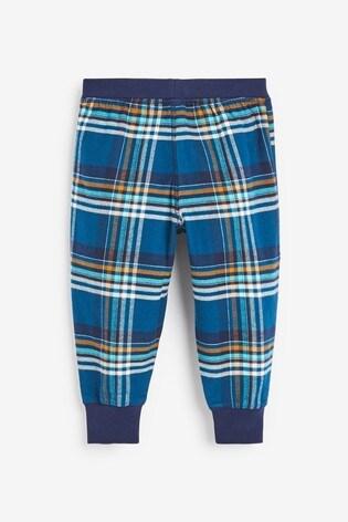 Multi Transport 2 Pack Check Pyjamas (9mths-10yrs)