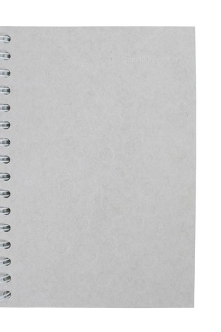 Paperchase Order And Purpose A5 Monthly Planner