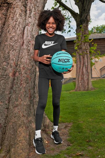 Nike Performance High Waisted Black Pro Leggings