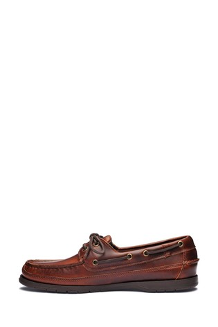 Sebago® Schooner FGL Waxed Boat Shoes