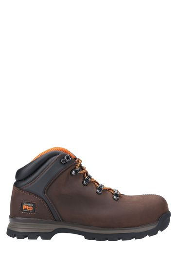 Timberland® Pro Brown Splitrock XT Composite Safety Toe Work Boots