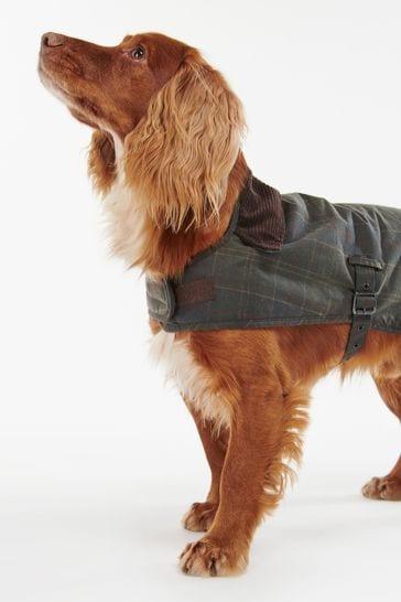 Barbour® Tartan Wax Dog Coat