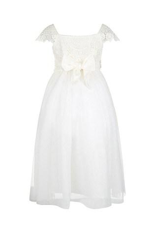 Monsoon Cream Estella Dress
