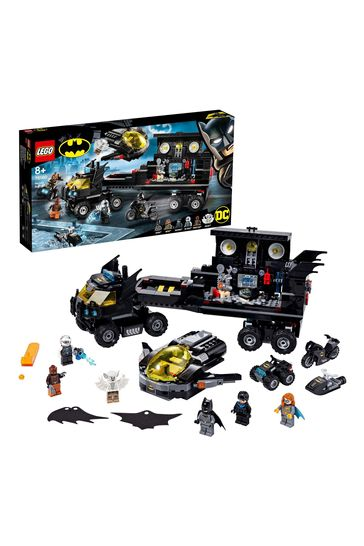 LEGO 76160 DC Batman Mobile Bat Base Batcave Truck Toy