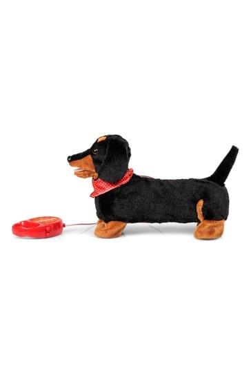 Animigos Scampering Sausage Dog