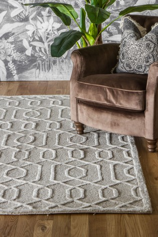 Rosefield Geo Rug by Gallery Direct