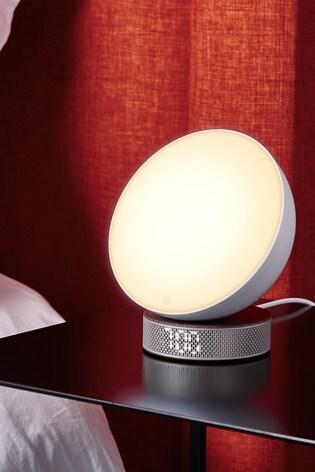Lexon Miami Sunrise Light Therapy Alarm Clock