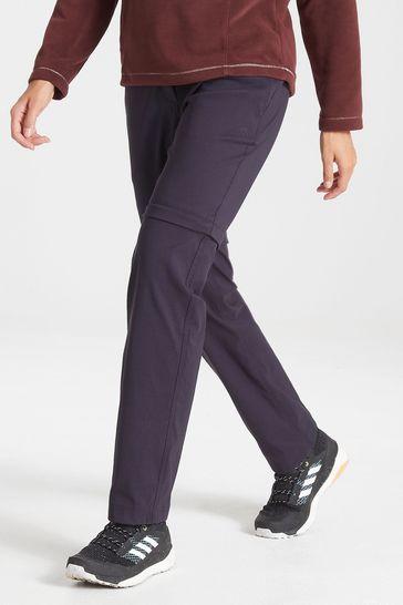 Craghoppers Blue Kiwi Pro Conversion Trousers
