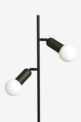 Lyon 2 Light Floor Lamp