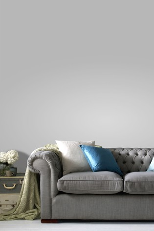 Superfresco Easy Molten Silver Wallpaper by Art For The Home