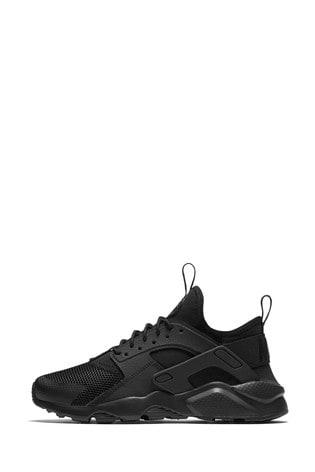 Buy Nike Black Huarache Trainers from