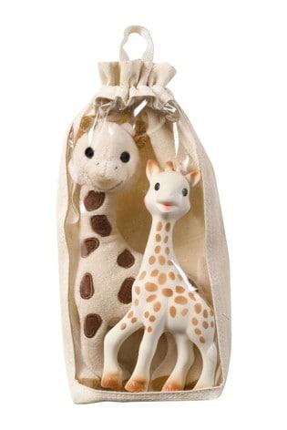 Sophie La Girafe Plush And Sophie Bag