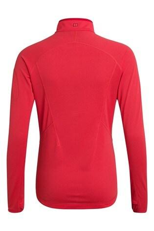 Berghaus Red Pravitale Mountain Light Fleece Jacket