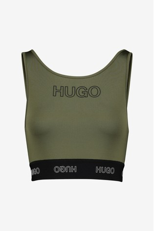 HUGO Khaki Dimsum Vest