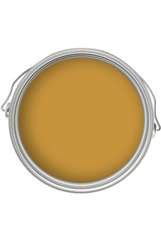 Chalky Emulsion French Ochre Paint by Craig & Rose