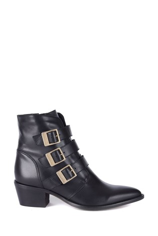 Barbour® International Ruby Western Ankle Boots