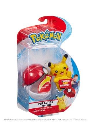 Pokémon Pop Action Poké Ball