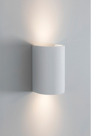 Stanton Double Wall Light by Garden Trading