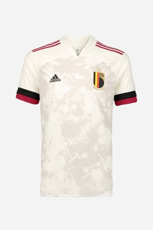 adidas Belgium Away Football Shirt