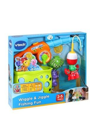 VTech Wiggle Jiggle Fishing Fun 530503