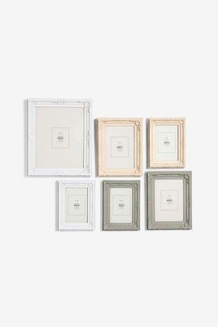 Set of 6 Amelie Frames