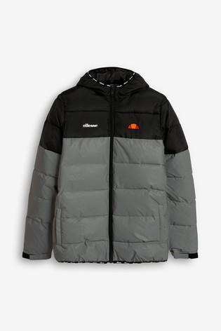 Ellesse™ Junior Reflective Razio Jacket