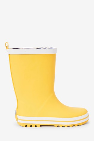 Yellow Wellies (Older)