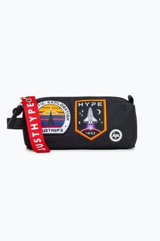 Hype. Space Badge Pencil Case