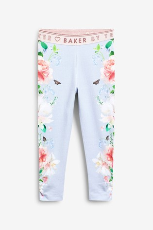 Baker by Ted Baker Tiered Top And Leggings Set