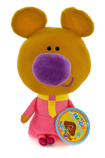 Hey Duggee Talking Norris Squirrel Soft Toy