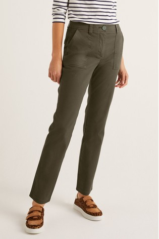 Boden Green Salcombe Cargo Trousers