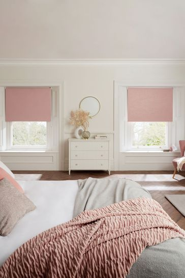 Glitter Blackout Roller Blind