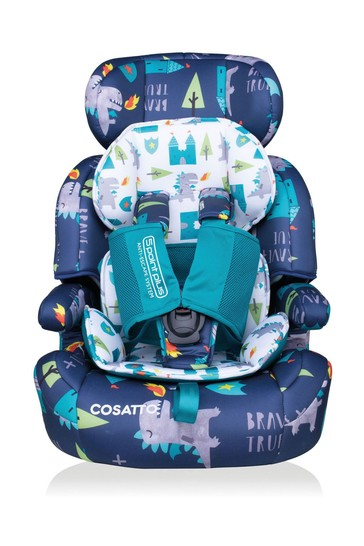 Cosatto Zoomi 123 Carseat Dragon Kingdom