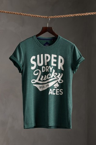 Superdry Limited Edition One Colour T-Shirt