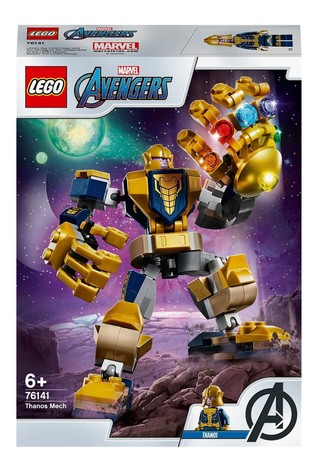 LEGO 76141 Super Heroes Marvel Avengers Thanos Mech Set