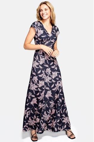 HotSquash Purple Gemma Dress