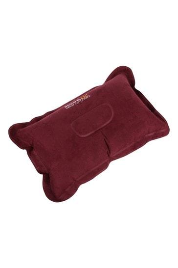 Regatta Purple Inflatable Pillow