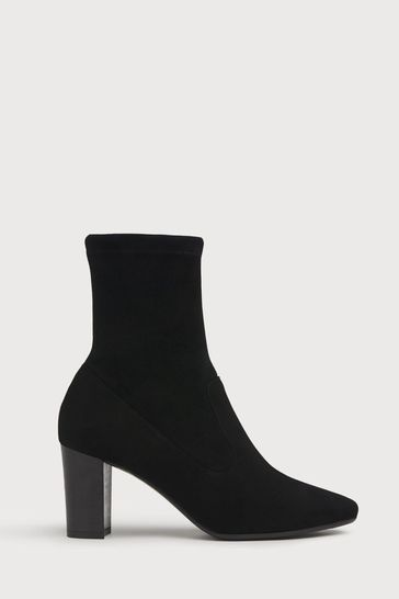 L.K.Bennett Alice Suede Ankle Boots