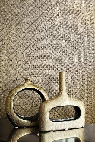 Muriva Diamond Texture Wallpaper