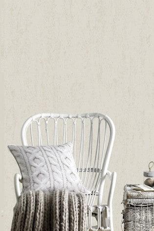 Superfresco Easy Albert Plain Taupe Wallpaper by Art For The Home