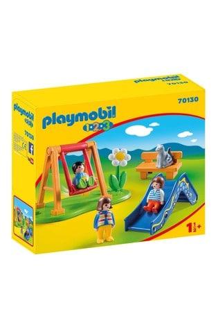 Playmobil® 70130 1.2.3 Children's Playground