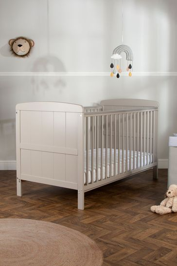 Juliet Cot Bed Grey